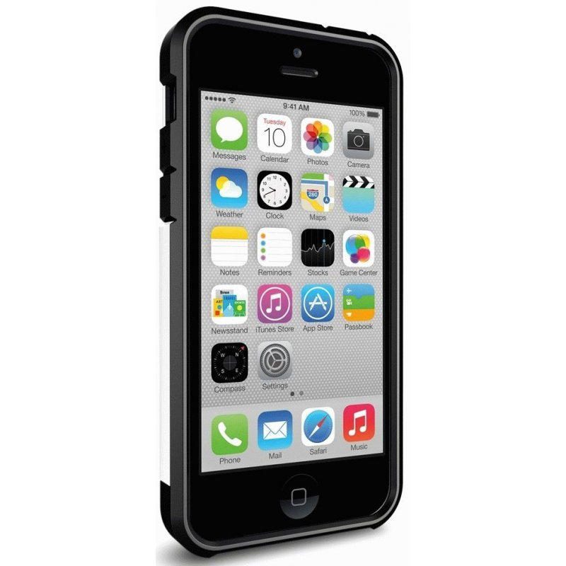 Накладка SGP Tough Armor для Apple iPhone 5c White