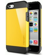 Накладка SGP Tough Armor для Apple iPhone 5c Yellow