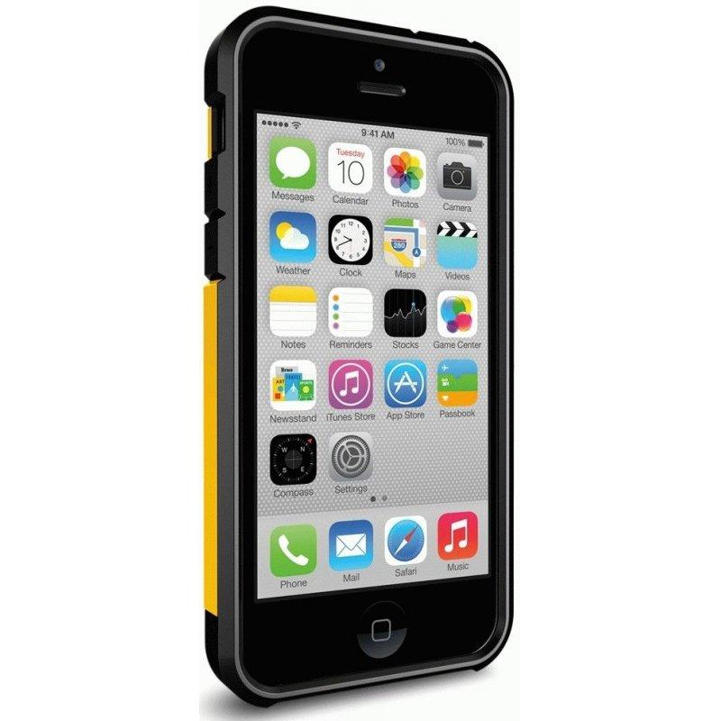 Накладка SGP Tough Armor для Apple iPhone 5c Yellow