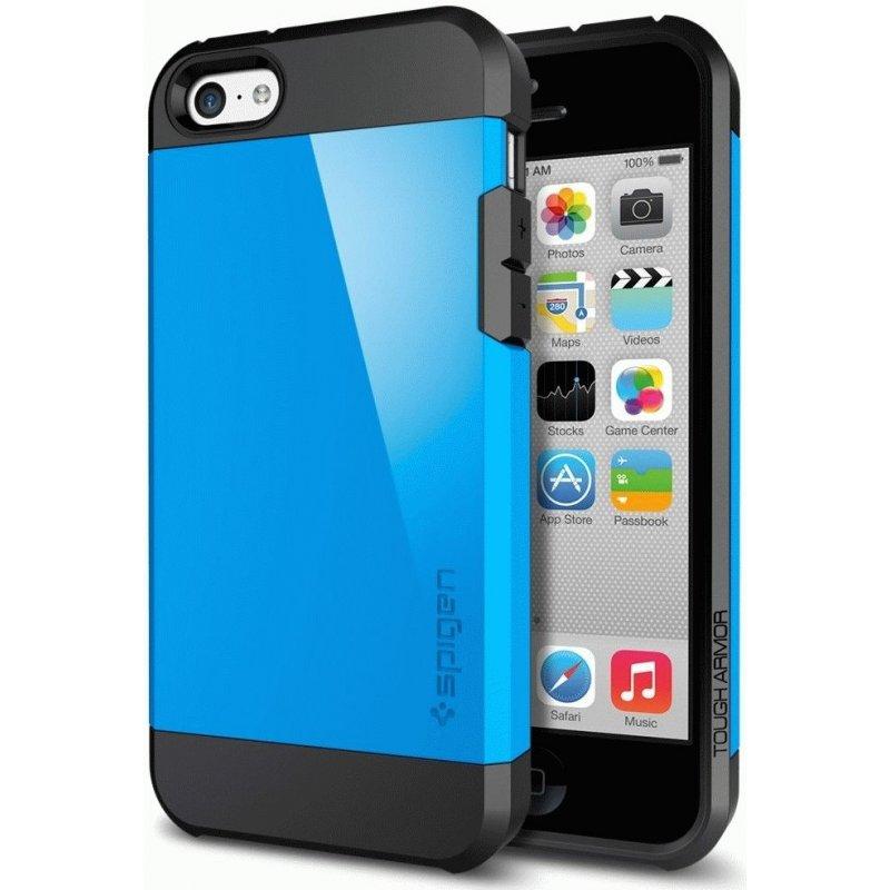 Накладка SGP Tough Armor для Apple iPhone 5c Blue