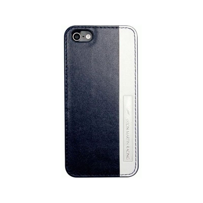 Накладка Aston Martin Racing для iPhone 5C Blue-White