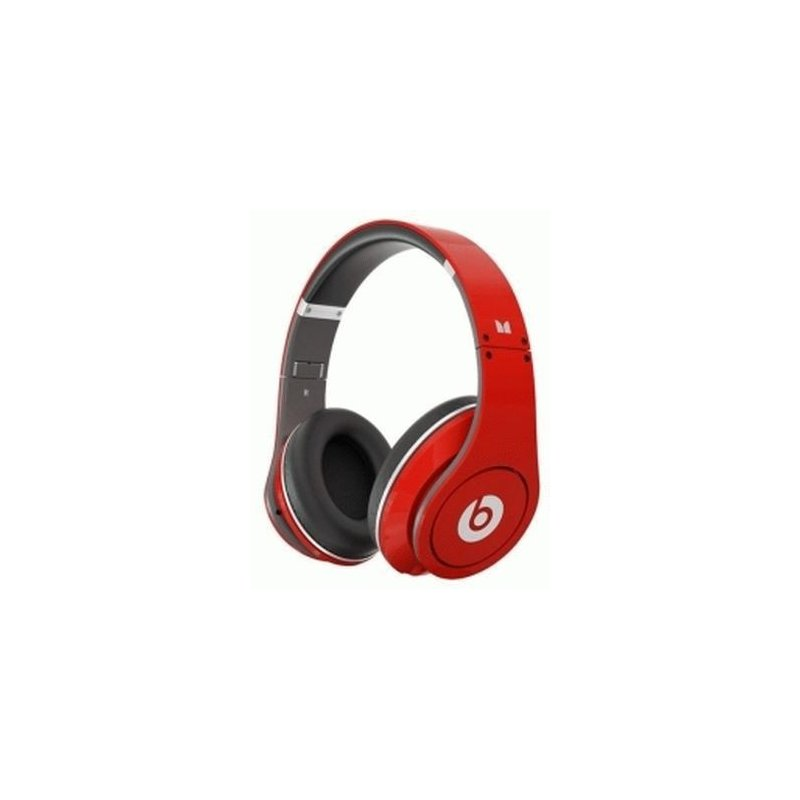 Beats by Dr. Dre Studio Over Ear Headphone Red (BTS-900-00030-03)