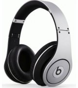 Beats by Dr. Dre Studio Over Ear Headphone Limited Edition Silver (BST-900-00073-03)