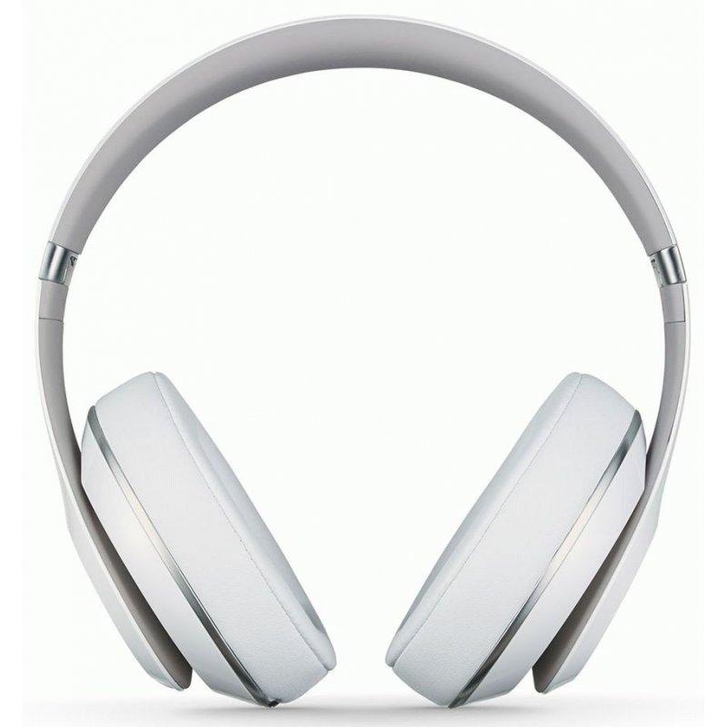 Beats by Dr. Dre Studio 2.0 Over Ear Headphone White (BTS-900-00063-03)