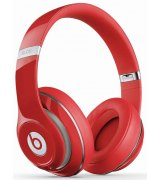 Beats by Dr. Dre Studio 2.0 Over Ear Headphone Red (BTS-900-00078-03)