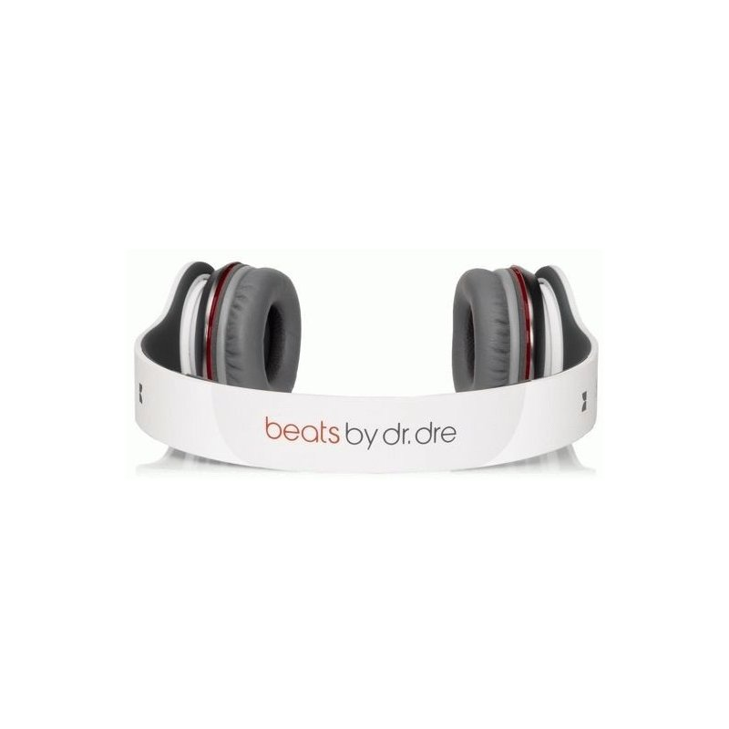 Beats by Dr. Dre Solo High Definition On Ear Headphone White (BTS-900-00012-03)
