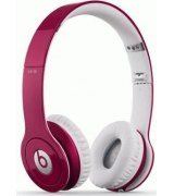 Beats by Dr. Dre Solo High Definition On Ear Headphone Pink (BTS-900-00061-03)