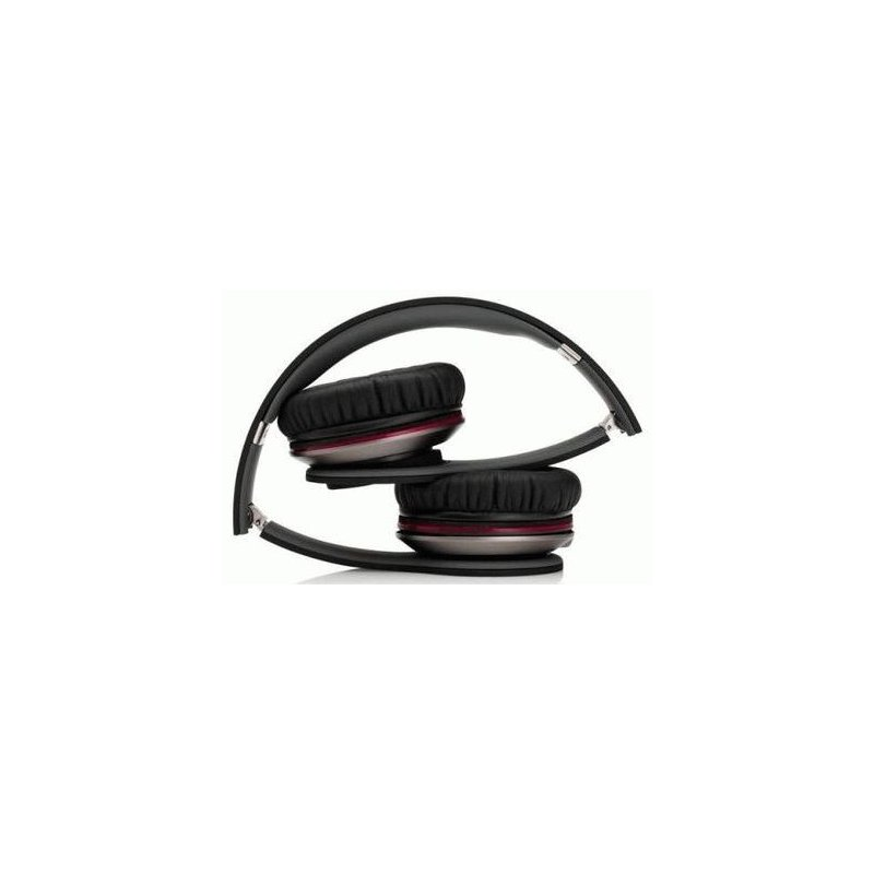 Beats by Dr. Dre Solo High Definition On Ear Headphone Black (BTS-900-00011-03)