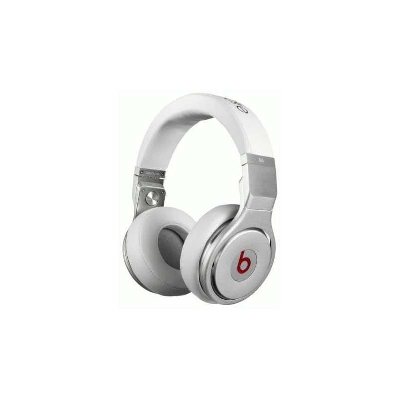 Beats by Dr. Dre Pro Over Ear Headphone White (BTS-900-00035-03)
