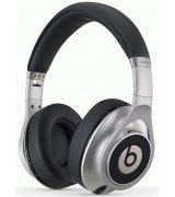 Beats By Dr. Dre Executive Over Ear Headphone Silver (BTS-900-00047-03)