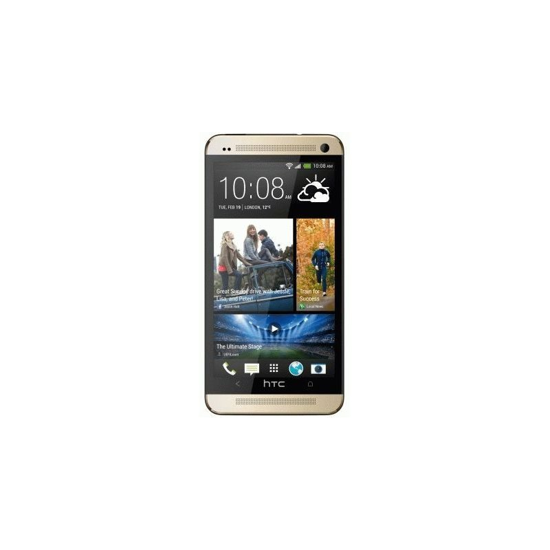 HTC One 801e Gold