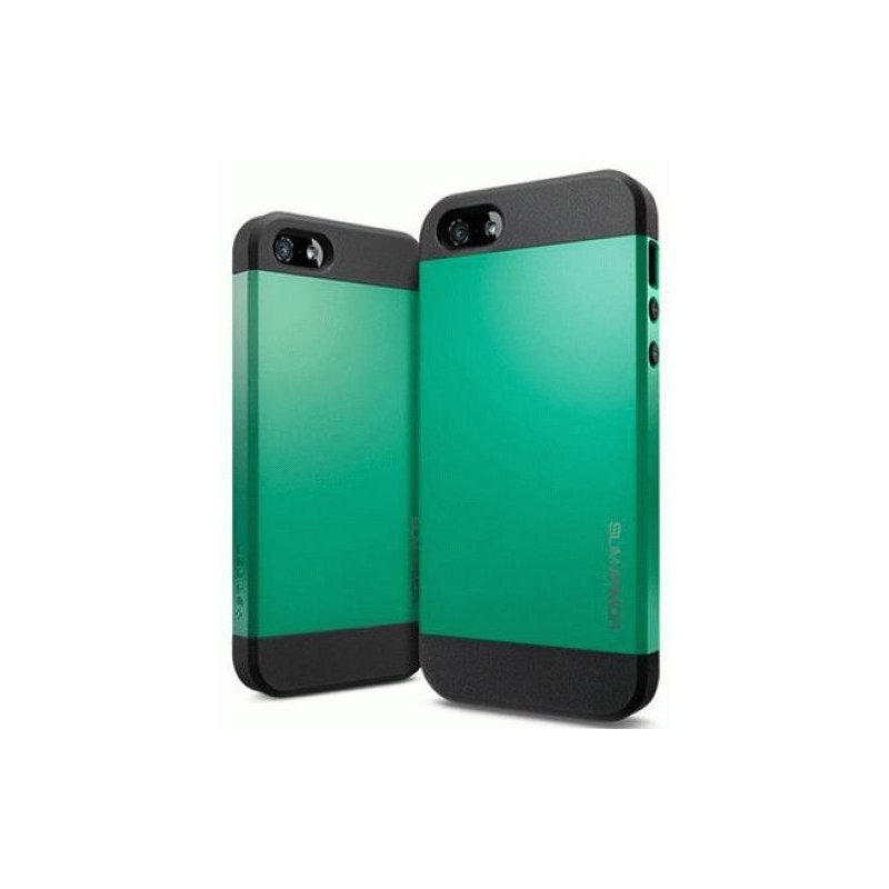 SGP iPhone 5 Case Slim Armor Color Green (Copy)