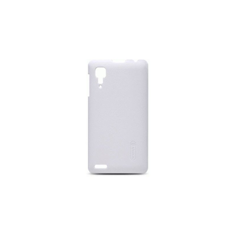 Пластиковая накладка Nillkin Super Frosted Shield для Lenovo P780 White