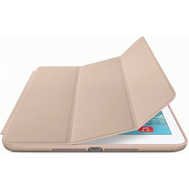 Чехол Apple iPad Air Smart Case Leather Beige (MF048)
