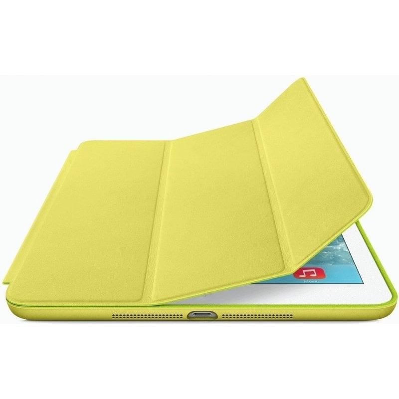 Чехол Apple iPad Air Smart Case Leather Yellow (MF049)
