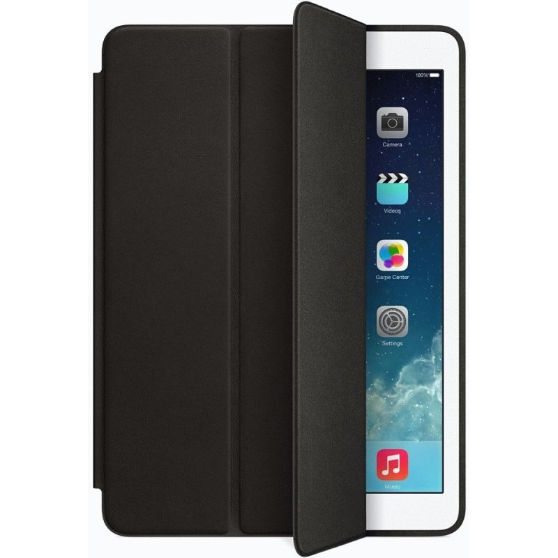Чехол Apple iPad Air Smart Case Leather Black (MF051)