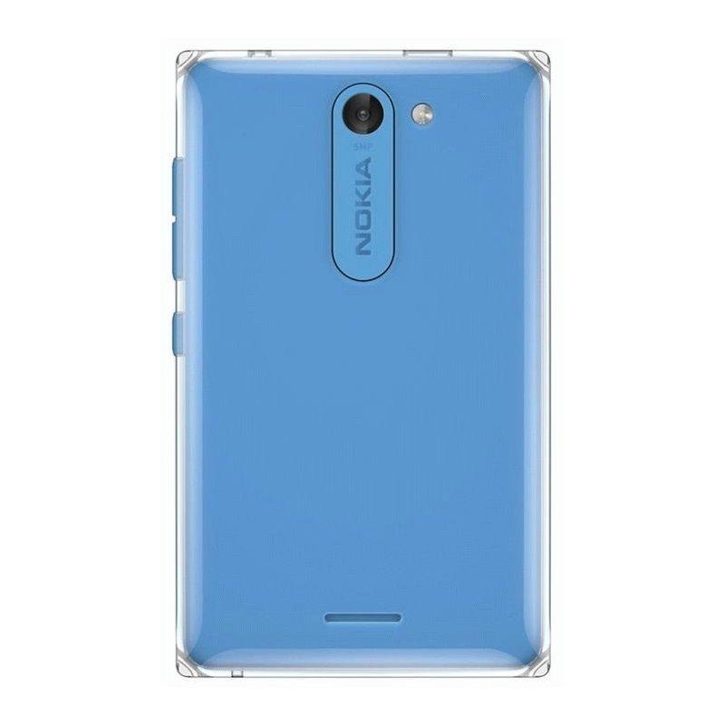 Nokia Asha 502 Dual Sim Cyan