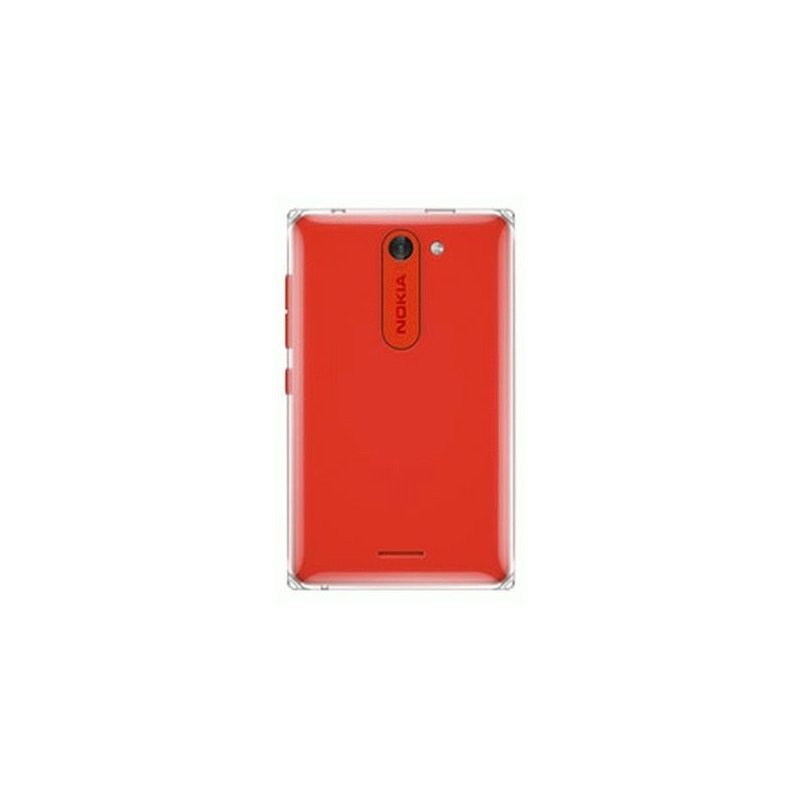 Nokia Asha 502 Dual Sim Red
