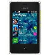 Nokia Asha 502 Dual Sim Yellow