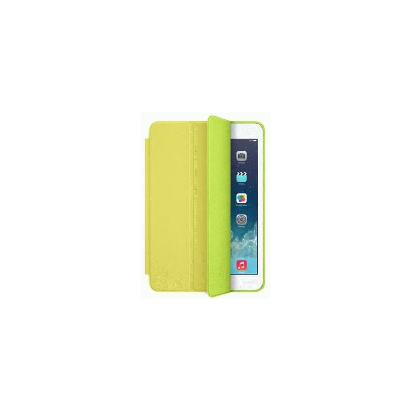 Чехол Apple iPad mini Smart Case Leather Yellow (ME708)