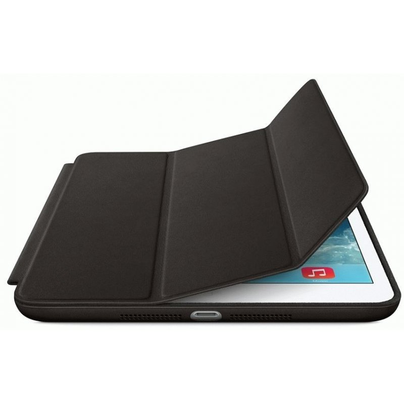Чехол Apple iPad mini Smart Case Leather Black (ME710)
