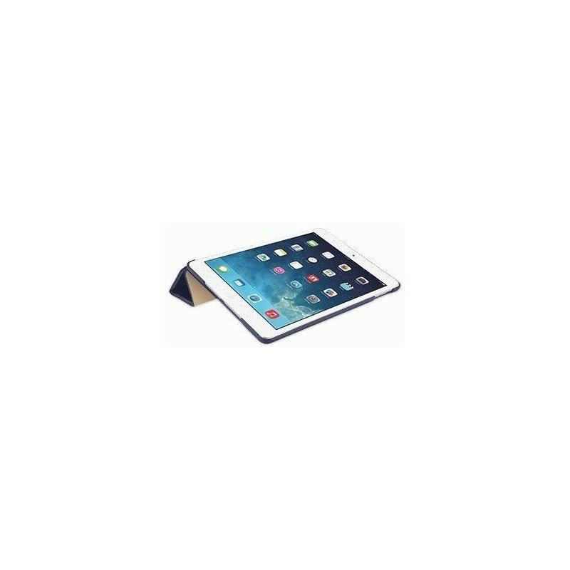 Кожаный чехол Tetded Book для Apple iPad Air Blue