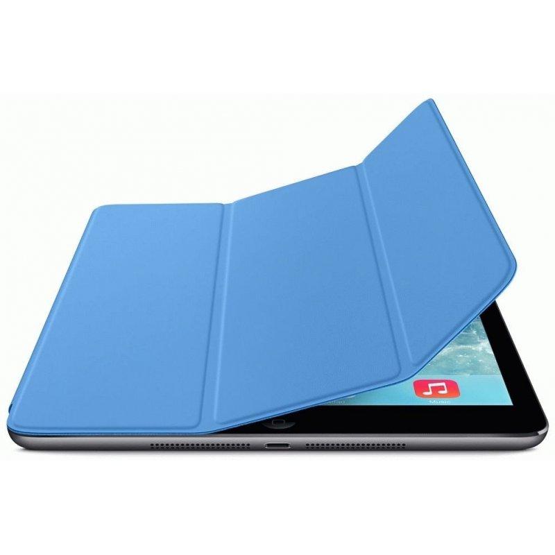 Чехол для Apple iPad Air Smart Cover Polyurethane Blue (MF054)