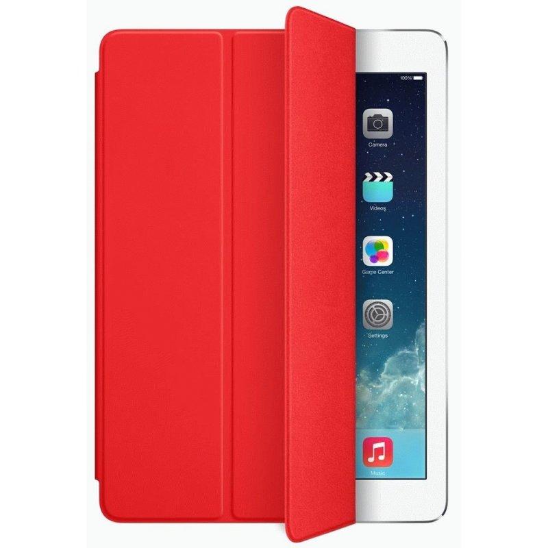 Чехол для Apple iPad Air Smart Cover Polyurethane Red (MF058)