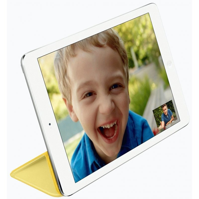 Чехол для Apple iPad Air Smart Cover Polyurethane Yellow (MF058)