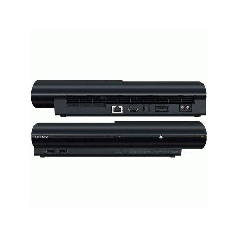 Sony PlayStation 3 Super Slim 500Gb + Gran Turismo 6 + The Last of Us