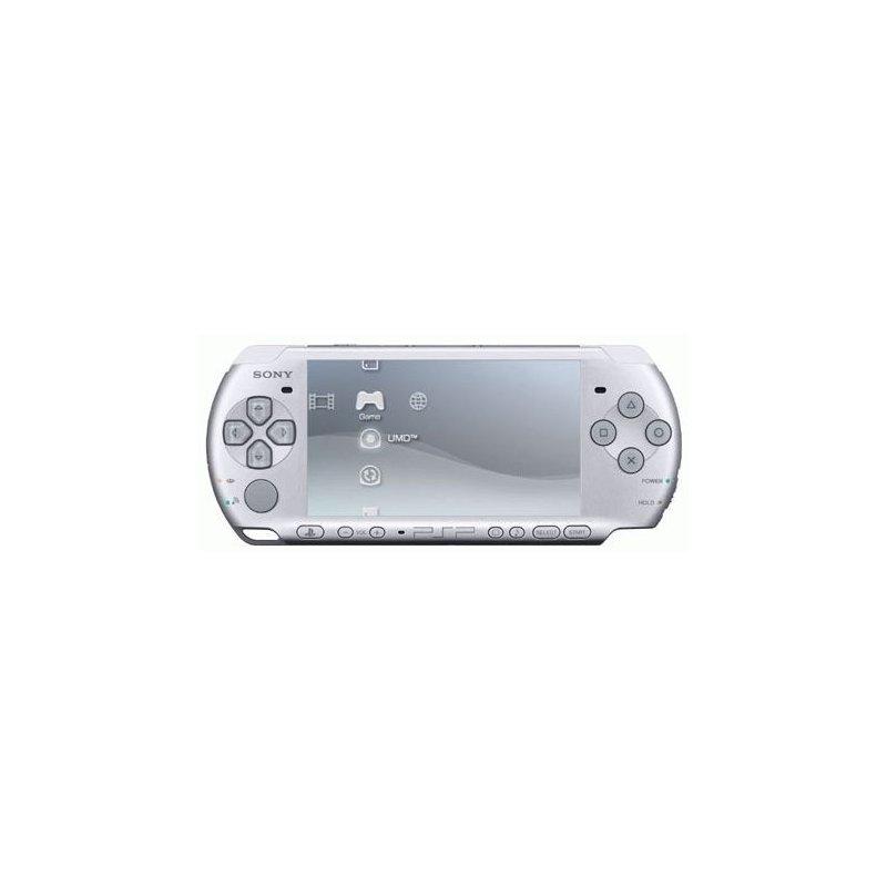 Sony PSP 3008 Silver