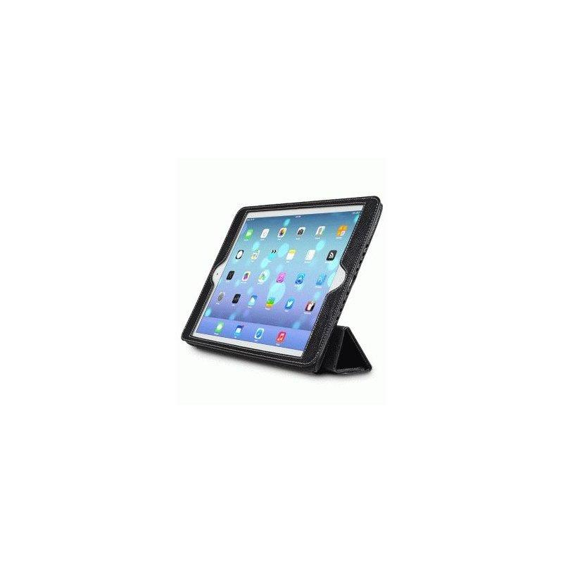 Кожаный чехол Melkco для iPad Air Black
