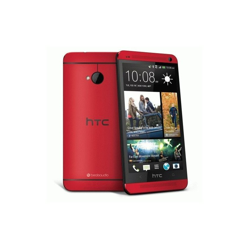 HTC One 802d GSM+CDMA Red