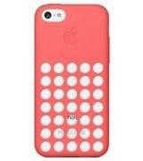 Чехол Apple iPhone 5c Case Pink (MF036ZM/A)