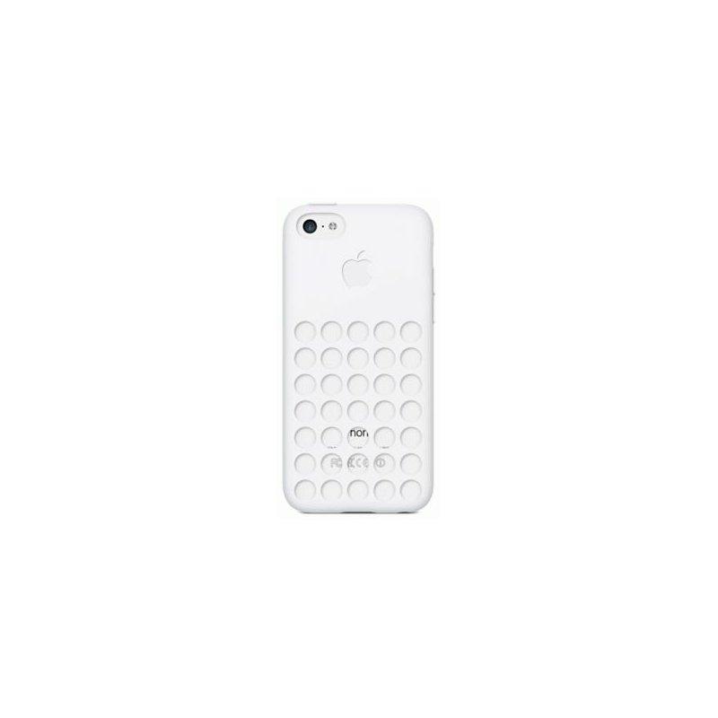 Чехол Apple iPhone 5c Case White (MF039)