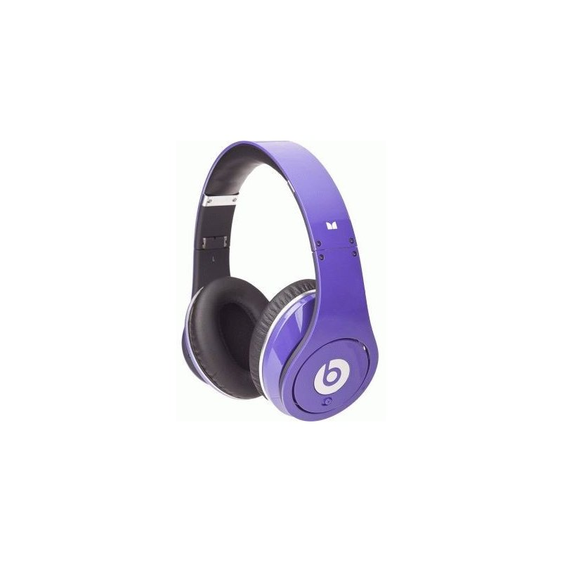 Beats by Dr. Dre Studio Over Ear Headphone Limited Edition Purple (BTS-900-00072-03)