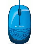 Мышь компьютерная Logitech M105 Blue