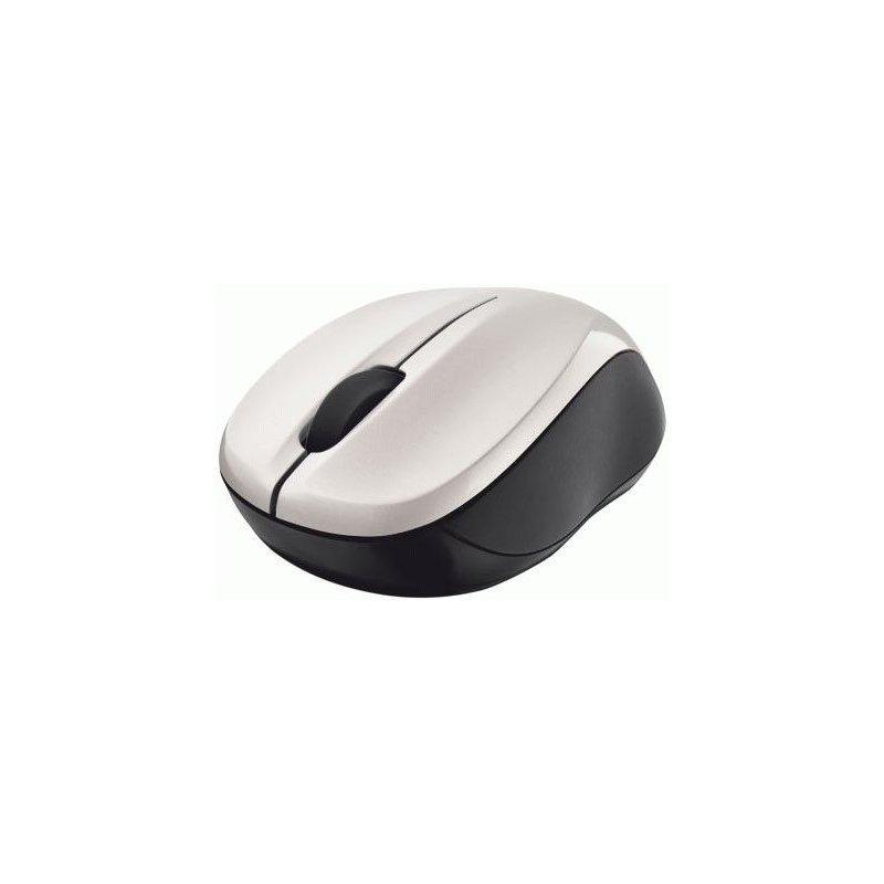 Мышь компьютерная Trust Vivy Wireless Mini Mouse White BlueSpot