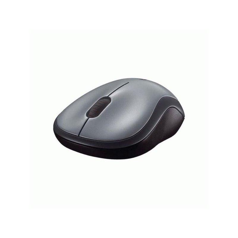 Мышь компьютерная Logitech M185 Swift Grey