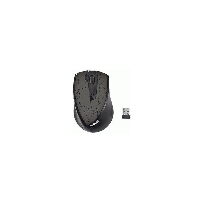 Мышь компьютерная Trust Daash Wireless Mouse