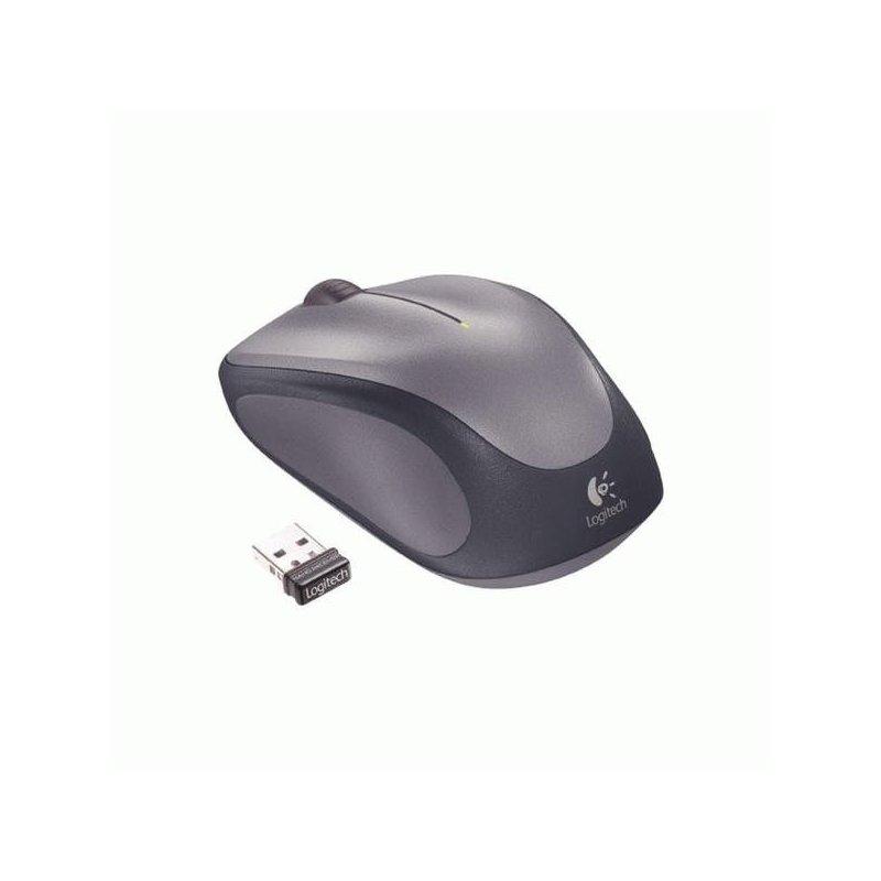 Мышь компьютерная Logitech Wireless Mouse M235 Grey