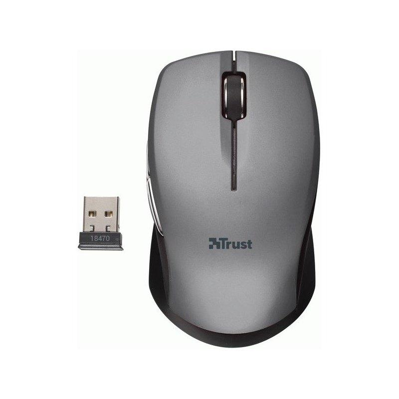 Мышь компьютерная Trust Hyperwheel Wireless Mouse