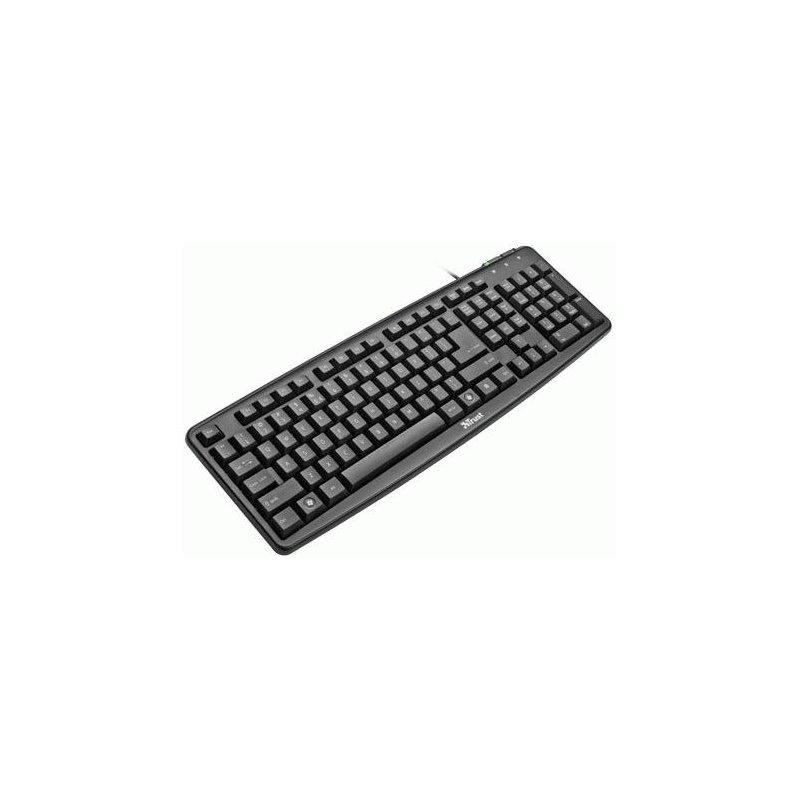 Клавиатура Trust ClassicLine Keyboard