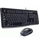 Комплект Logitech Corded Desktop MK120