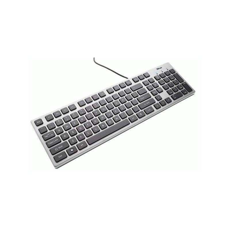 Клавиатура Trust Isla Keyboard