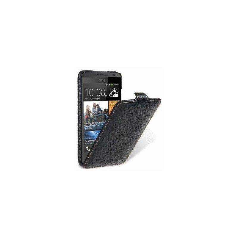 Кожаный чехол Melkco Flip (JT) для HTC Desire 300 Black