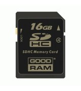 Карта памяти GOODRAM SDHC 16 GB Class 4 Retail 9