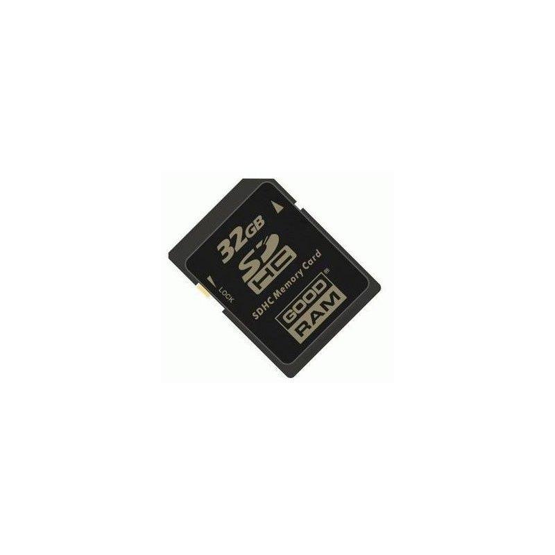 Карта памяти GOODRAM SDHC 32 GB Class 10