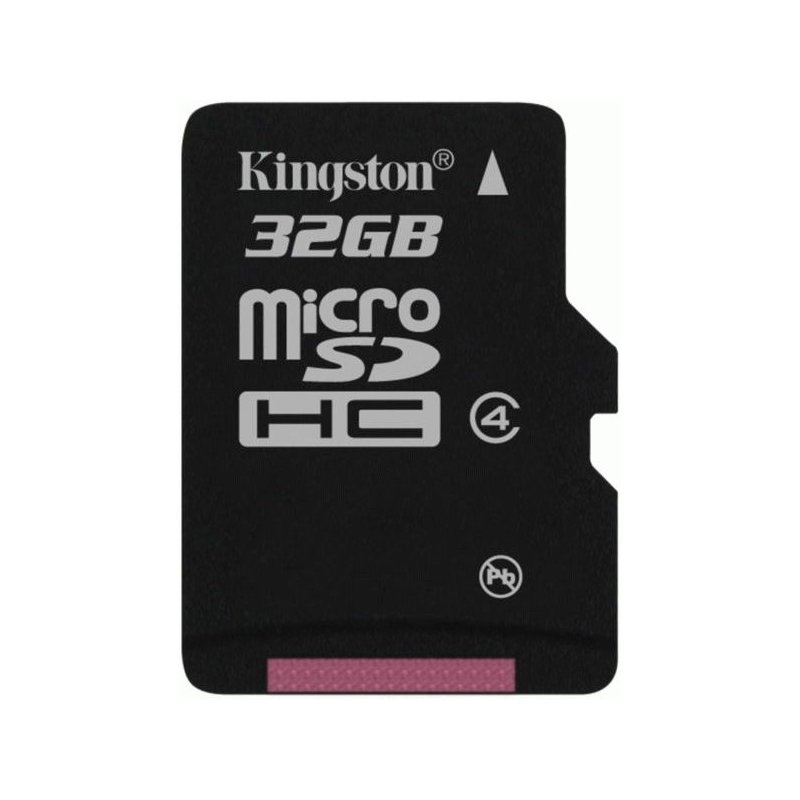 Карта памяти Kingston microSD 32 GB Class 4