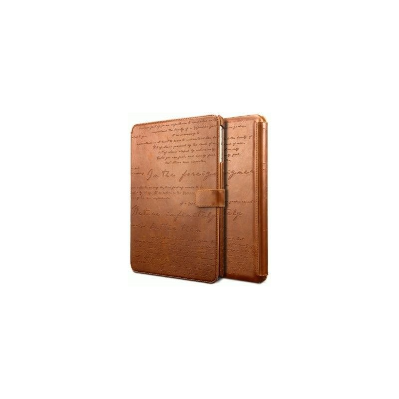 Zenus Masstige Lettering Diary Series для Samsung Galaxy Note 10.1 P6000/P6010 Brown